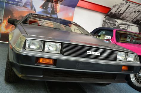 delorean museum delorean dmc 12 pictures posters news and on