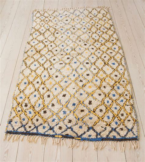 moroccan vintage rugs moroccan vintage berber azilal rug at 1stdibs
