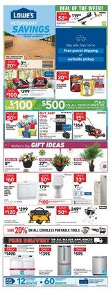 lowes  airdrie weekly flyers catalogues