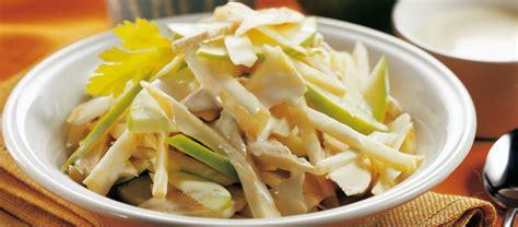 sedano rapa lesso ricetta insalata di tacchino sedano rapa e mele