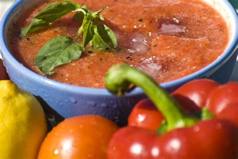 gazpacho cold vegetable soup bigoven