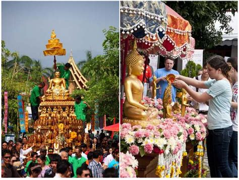 new year traditions in thailand the magic and traditions of thai new year songkran