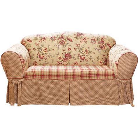 sure fit lexington sofa slipcover sure fit lexington sofa slipcover multi color walmart com