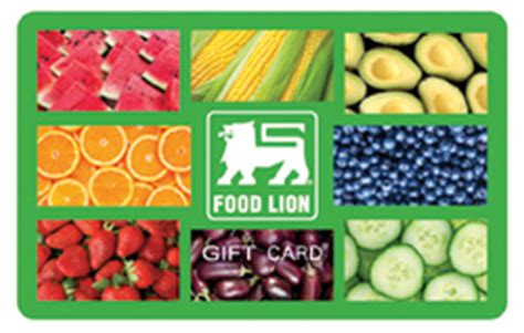 Gift Cards At Food Lion - southern women s show win prizes