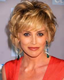 thick wavy haircuts at 50 short shaggy hairstyles for women over 50 fave hairstyles