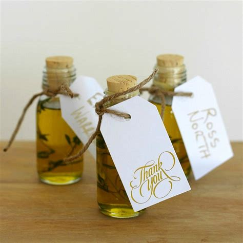 Wedding Favors Olive by Diy Gift Thyme Infused Olive Pretty