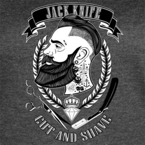 jack knife coloring pages shop barber t shirts online spreadshirt