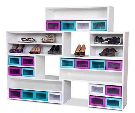 Rak Sepatu Gantung Minimalis 13 rak sepatu minimalis unik dan praktis rumah impian