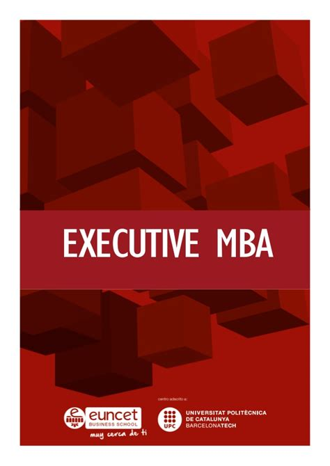 Nc State Executive Mba by M 225 Ster Executive In Business Administration Emba 15 16