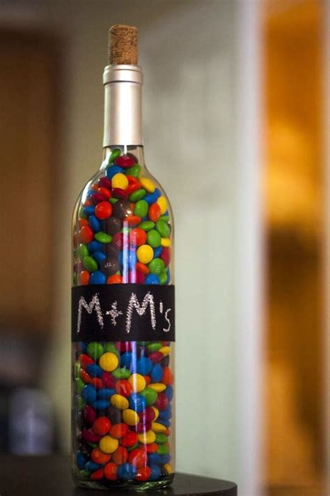 craft projects with wine bottles 40 cool wine bottles craft ideas
