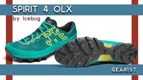 icebug running shoes review review icebug spirit 4 running shoes gearist