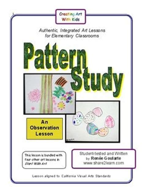 an observed pattern in nature is called 17 best learning targets for art images on pinterest