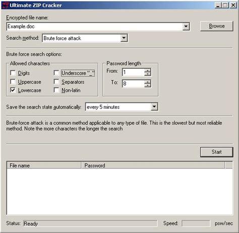 vba password remover zip ultimate zip cracker download