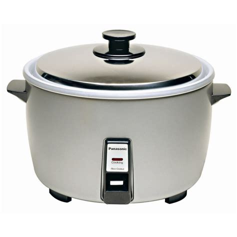 Rice Cooker Panasonic Sr Df181wsr winco sr 42hzp d panasonic 23 cup electric rice cooker