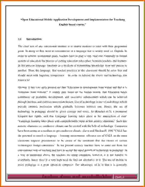 Marketing term paper sample