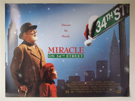 miracle on 34th 1994 the poster company