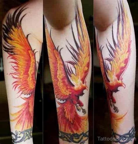 phoenix tattoo lower arm phoenix tattoos tattoo designs tattoo pictures page 7