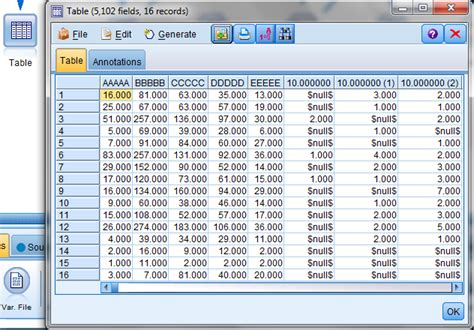 spss tutorial time series creating a time series forecast using ibm spss modeler