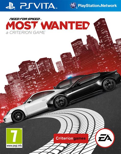 need for speed most wanted ps vita vita player the