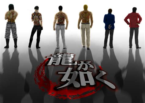 yakuza zero tattoo yakuza video game tv tropes