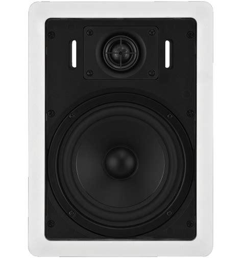 Speaker Simbadda 80 Watt rechthoekige hifi muur en plafond speaker 80 watt