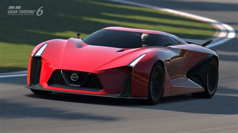 nissan gran turismo introducing the nissan concept 2020 vision gran turismo