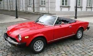 1980 Fiat Spider Value 1980 Fiat Spider Automobiles I Admire
