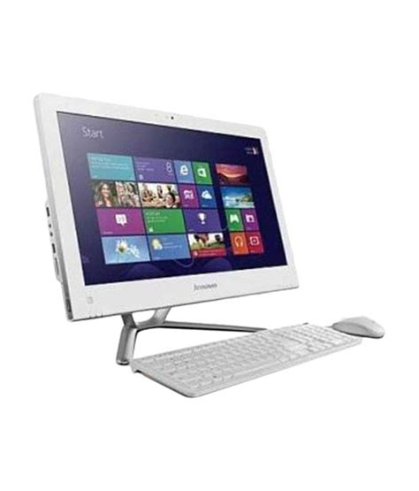 lenovo all in one c360 57 322351 desktop pc dual
