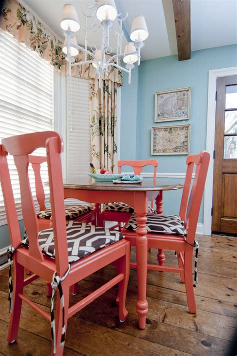 Best Color To Paint A Dining Room - best coral paint colors