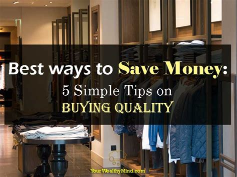 best way to save money to buy a house best way to save money 5 simple tips on buying quality