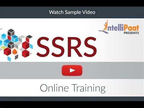 online tutorial on youtube ssrs tutorial ssrs report builder ssrs training ssrs