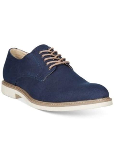 alfani alfani richie canvas oxford shoes s shoes