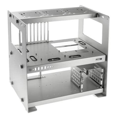 lian li bench case lian li pc t80a atx test bench silver geli 667 from