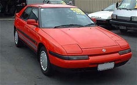 buy car manuals 1986 mazda familia navigation system 1991 mazda 323 overview cargurus