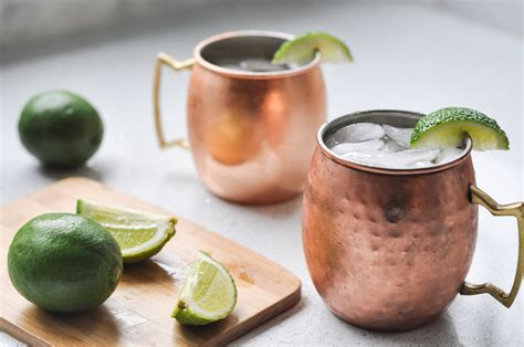 Moscow Mules: I get why people love these - Suburble