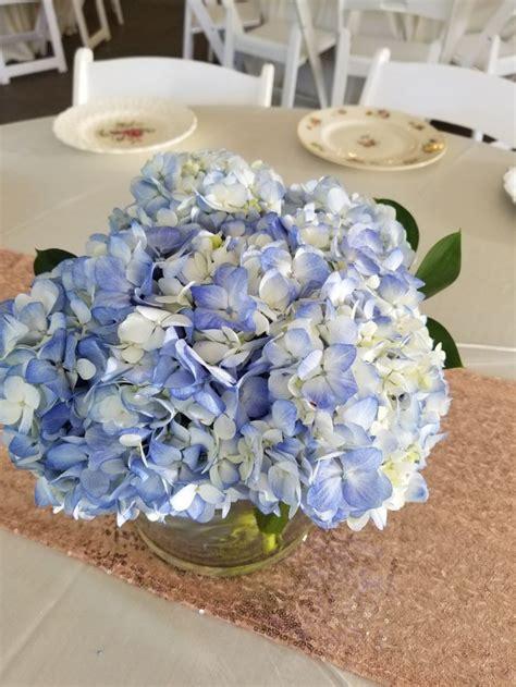 blue hydrangea centerpiece 25 best blue hydrangea centerpieces ideas on hydrangea centerpieces white