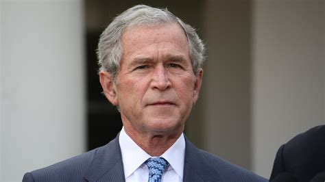 w bush man arrested after allegedly threatening to kill george w