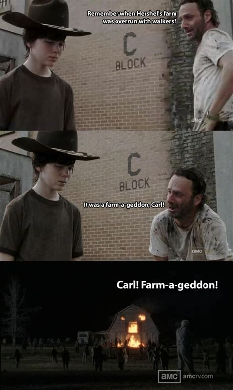 Rick Grimes Crying Meme - hilarious dad jokes from the walking dead s rick grimes