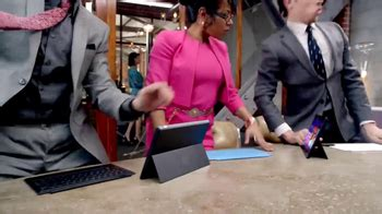 microsoft surface pro tv commercial 'the vibe' ispot.tv