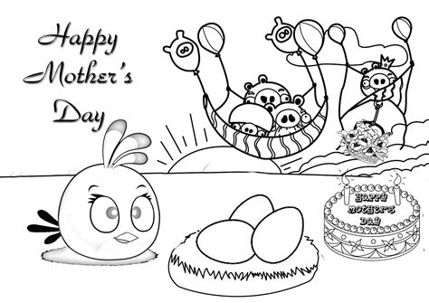 Free Printable Mothers Day Coloring Pages For Kids Day Coloring Pages