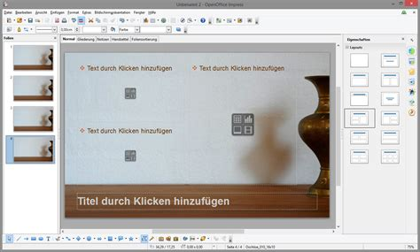 Powerpoint Design Vorlagen Open Office Impress Vorlagen F 252 R Openoffice Libreoffice Chip