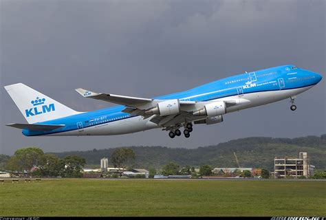 klm stoelindeling 747 400 boeing 747 406m aircraft picture aviation pinterest