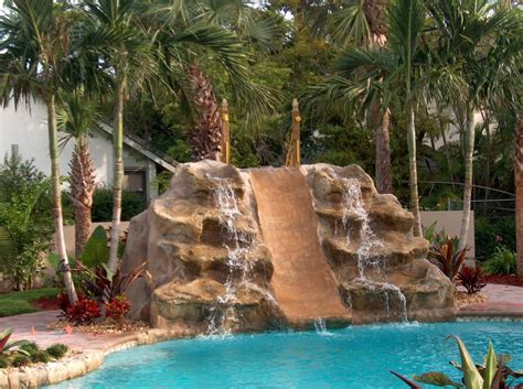 pool fountains and waterfalls swimming pool designs with waterfalls www pixshark com