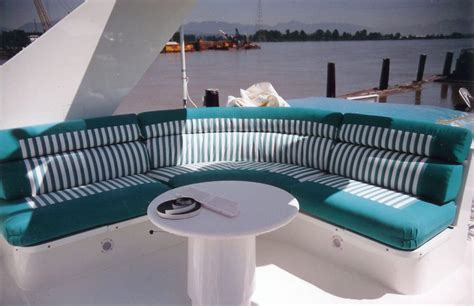 yacht upholstery custom upholstery is our specialty luxury marine