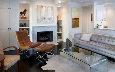 rooms with cowhide rugs 20 living rooms adorned with cowhide rugs home design lover