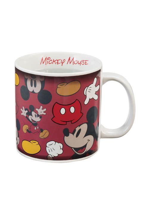 Mug Mickey Mouse mickey mouse heat activated mug