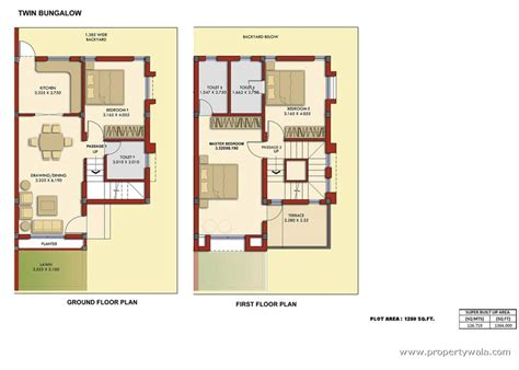 bungalo floor plan twin bungalow floor plan joy studio design gallery