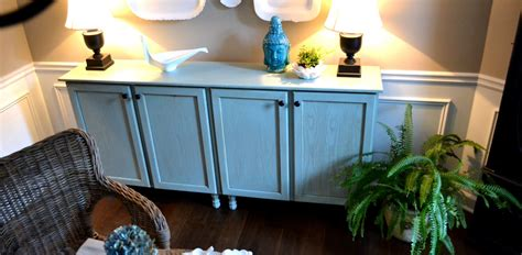 Diy Dining Room Server Sideboard Diy Homejoy
