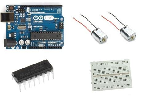 arduino tutorial advanced how to use the l293d motor driver arduino tutorial