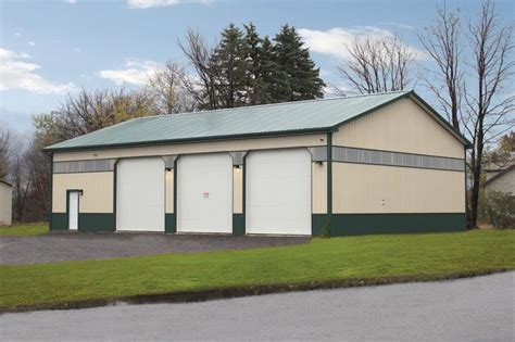 agricultural pole buildings  hegins pa timberline